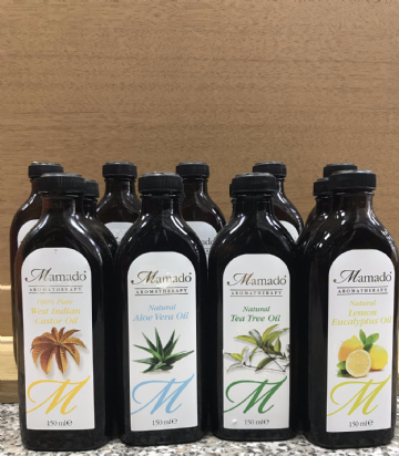 MAMADO AROMATHERAPY NATURAL OIL